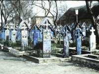 CIMITIRUL VESEL: Dosare penale pentru furt și distrugere la Săpânța