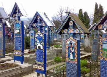 Cimitirul Vesel, Mănăstirea Bârsana și Memorialul de la Sighet, vizitate de zeci de mii de turiști în 2017