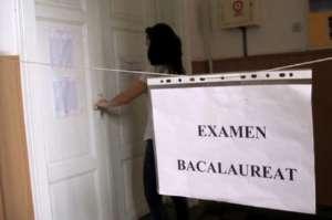 Cinci elevi eleminați  din examenul de bacalaureat