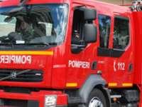 Cinci incendii lichidate de pompierii maramureșeni în perioada Sărbătorilor Pascale