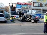Cinci persoane au decedat în urma unui accident într-o stație de autobuz