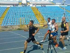 Cinci poliţişti din Maramureş participă la Campionatul de Atletism şi Cros al M.A.I