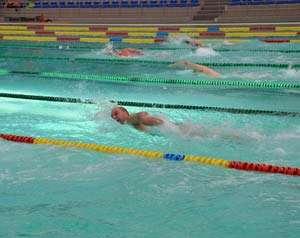 Cinci poliţişti maramureşeni participă la Campionatul de Înot organizat de MAI