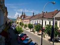 Circulația rutieră în centrul istoric al municipiului va fi închisă pe perioada desfășurării Festivalului Medieval