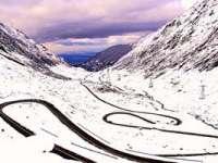 Circulația rutieră pe Transfăgărășan va fi închisă începând de sâmbătă