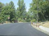 Circulația rutieră se desfășoară în ambele sensuri pe DN 18. Pompierii și echipele de la electrica încă sunt pe teren