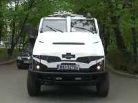 Clip VIDEO - Jandarmii au adus un transport important de Paște cu forțele speciale