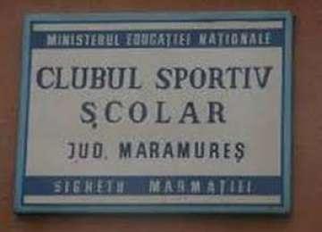 Clubul Sportiv Școlar Sighetu Marmației a primit un microbuz