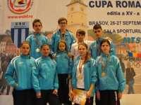 "Clubul Sportiv ""Shitokai"" Vadu Izei a obtinut 7 medalii la Cupa României în Brașov"