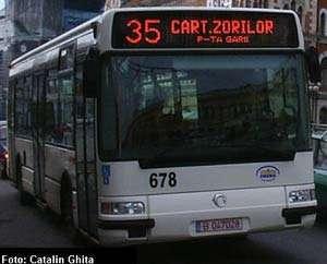 CLUJ - Studenții ar putea circula gratuit din octombrie pe două linii de transport în comun