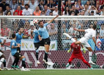 CM 2018 - Franţa a învins cu scorul de 2-0 Uruguay-ul, în primul sfert de finală