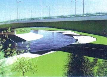 CNAIR a depus aplicaţia de finanţare pentru Podul de la Sighetu Marmaţiei