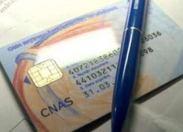 CNAS: Cardul de sănătate devine obligatoriu de marți