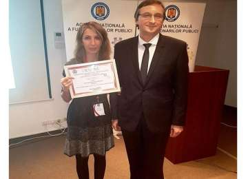 Şcoala Nicolae Bălcescu din Baia Mare, premiul I pentru cele mai bune practici din administraţia publică din România