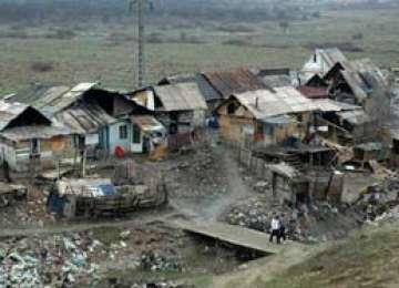 Cocioabele țigănești, blochează un proiect de 120 milioane euro în Baia Mare