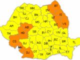 COD GALBEN de caniculă. România se topește în prima zi de toamnă