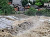 Cod galben de inundaţii în Maramureş până la ora 19:00