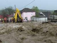 COD GALBEN de inundații în Maramureș și alte județe