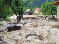COD GALBEN de inundații în Maramureș