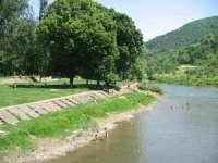 Cod galben de inundații pentru bazinele râurilor Vișeu, Iza şi Someșul Mare, valabilă până joi seara la ora 22:00