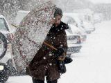 Cod galben de vânt puternic, ninsoare și polei la nivelul întregii țări, vineri și sâmbătă