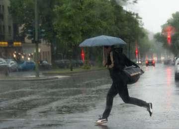 COD GALBEN pentru furtuni puternice aşteptate în Maramureş, valabil pentru ziua de vineri, 22 iunie a.c.