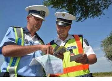Colaborare transfrontalieră între poliţiştii maramureşeni şi cei din Szolnok