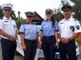 Colaborarea între Inspectoratul de Poliţie al Judeţului Maramureş şi Căpitănia de Poliţie a Judeţului Szolnok, Ungaria, continuă