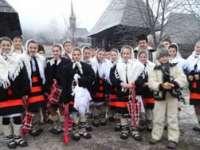 Colindătorii de pe Valea Izei, aşteptaţi la Dragomireşti la final de săptămână