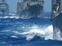 Coliziune în Marea Nordului: Trei marinari dați dispăruți