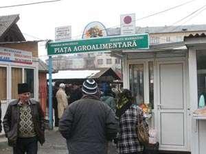 Comerţul ilicit din Piața agroalimentară din Sighet, sancționat de jandarmii sigheteni