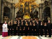 CONCERT – Corul Cappella Giulia din Vatican va concerta în Baia Mare