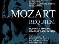 Concert de muzică clasică în Centrul Vechi al Băii Mari de Paște