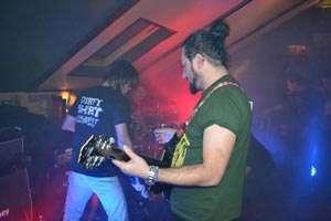 Concert rock in Friends Pub din Sighetu Marmatiei