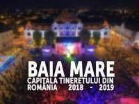 CONCERTE în 1 și 2 MAI – Baia Mare preia titlul de Capitală a Tineretului din România