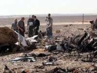 CONCLUZII: Prăbușirea avionului rus în Sinai a fost un atac terorist