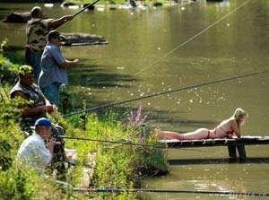 Concurs de pescuit în Câmpulung la Tisa. Aflaţi când