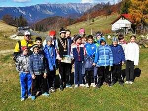 Concurs Naţional la biatlon cros, la Izvoare, în perioada 01- 05 octombrie