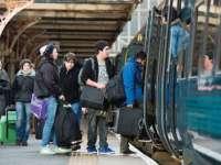 Condiţii noi pentru călătoriile GRATUITE cu trenul ale studenţilor