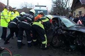 Conducătorul auto care a provocat accidentul de la Hideaga, în urma căruia o persoană a decedat, a fost arestat