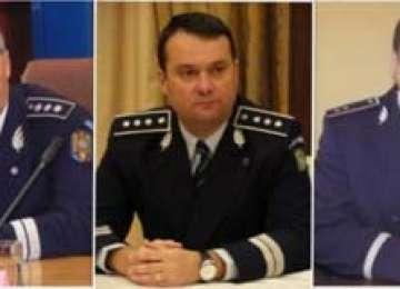 Conducerea IPJ Bistriţa-Năsăud, prezentată în faţa magistraţilor maramureşeni