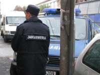 Conflict aplanat de jandarmi în Vișeu de Sus