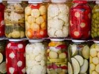 Conservă legumele natural