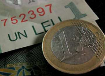 Continua cresterea monedei euro