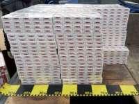 CONTRABANDĂ: Un bărbat din Rozavlea a încercat să iasă din ţară cu maşina ticsită cu 3.000 de pachete de ţigări