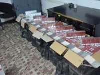 Contrabandiști prinși în Valea Vișeului și colete cu țigări de contrabandă descoperite în Crăciunești