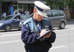 Contravenții sancționate de către polițiști în perioada Sărbătorilor Pascale