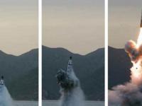 Coreea de Nord a lansat o rachetă balistică cu rază medie de acțiune