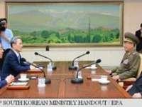 Coreea de Sud și Coreea de Nord și-au reluat negocierile; Seulul acuză Phenianul de ipocrizie