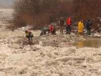 Cote de atenție atinse pe râurile Someșul Mare și Sălăuța, în urma ploilor